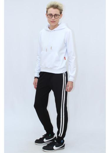 0580/0362 Спортивний костюм (чорно-білий)