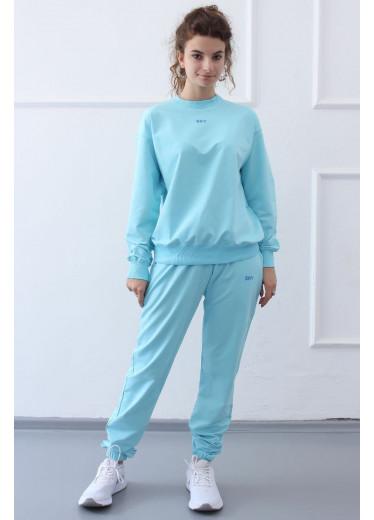 1392/1502 Спортивний костюм (блакитний)